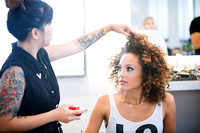 christina belle photography butter london rock your color collection behind the scenes