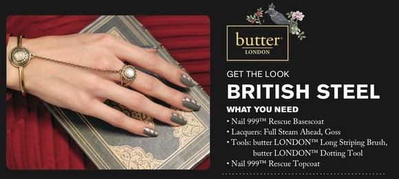 christina belle photography butter london british steel steampunk